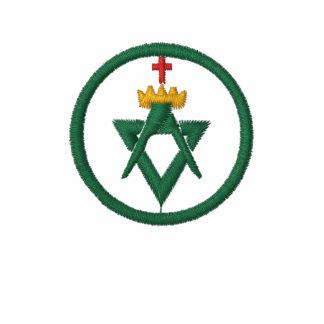 Masonic Logo with Personalized Name Polo