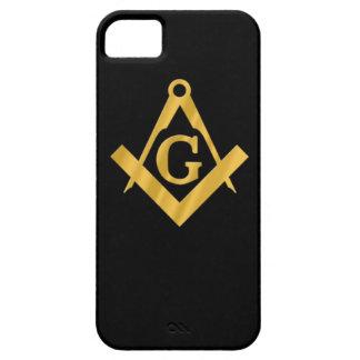 "Masonic ""Mason for Life"" iPhone 5 Covers"