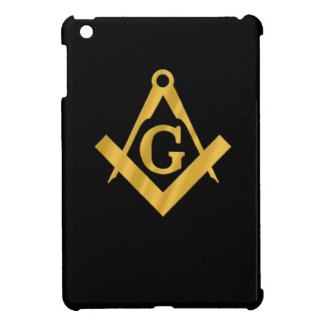 """Masonic """"Mason for Life"""" iPad Mini Cover"""