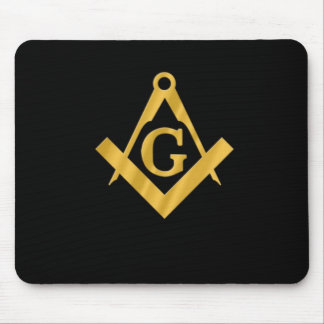 "Masonic ""Mason for Life"" Mouse Pad"