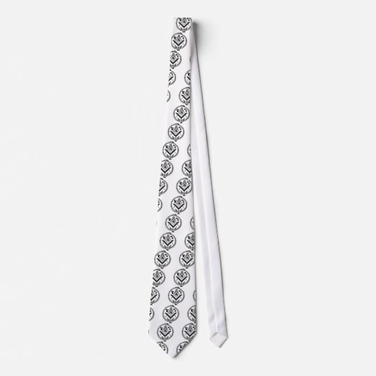 Masonic Memorabilia Tie