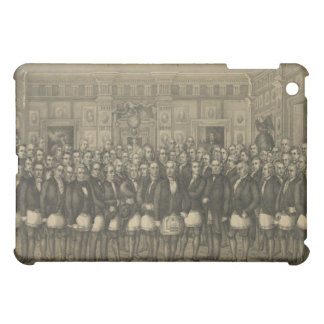 Masonic Memorial Freemason Freemasonry iPad Mini Cases