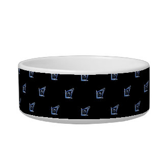 Masonic Minds (Blue) Bowl