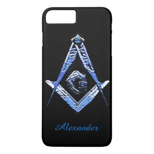 Masonic Minds (Blue) Phone Case