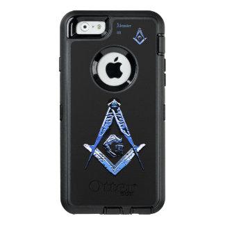 Masonic Minds (Blue) OtterBox Defender iPhone Case