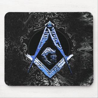 Masonic Minds (BlueSwish) Mouse Pad