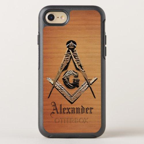 Masonic Minds (Golden) Phone Case