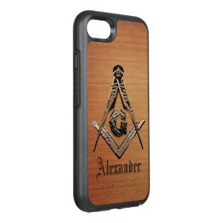 Masonic Minds (Golden) OtterBox Symmetry iPhone 8/7 Case