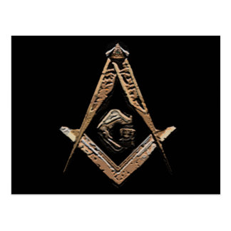 Masonic Minds (Golden) Post Cards