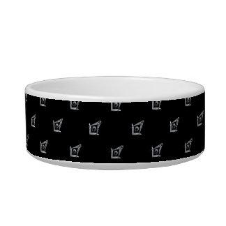 Masonic Minds (Silvery) Bowl