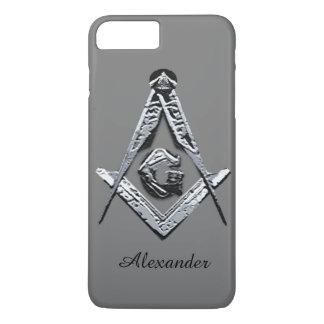 Masonic Minds (Silvery) iPhone 8 Plus/7 Plus Case