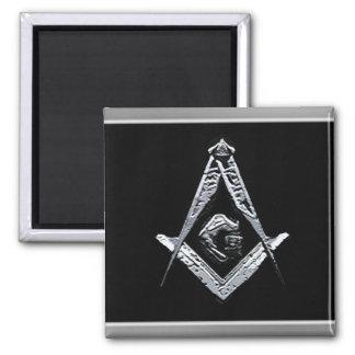 Masonic Minds (Silvery) Magnet