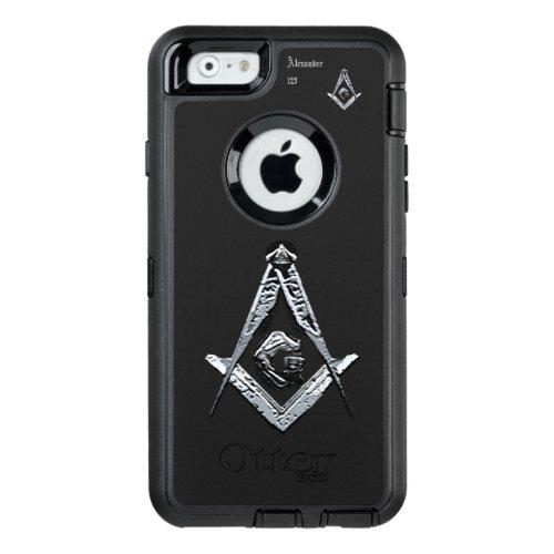 Masonic Minds (Silvery) Phone Case