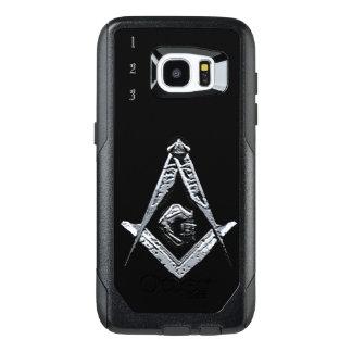 Masonic Minds (Silvery) OtterBox Samsung Galaxy S7 Edge Case