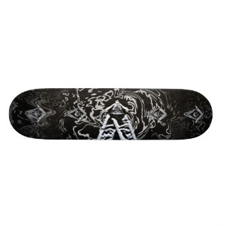 Masonic Minds (Silvery) Skateboard Deck