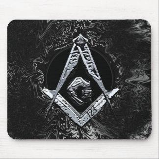 Masonic Minds (SilverySwish)) Mouse Pad