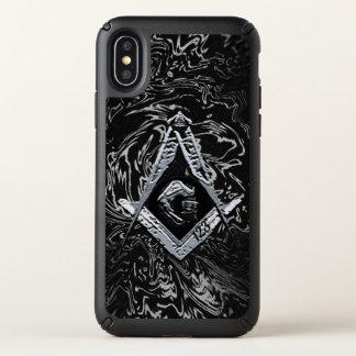 Masonic Minds (SilverySwish) Speck iPhone X Case