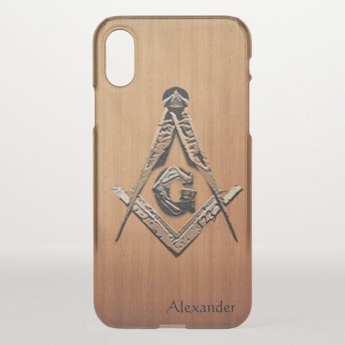 Masonic Minds (Wooded) Phone Case