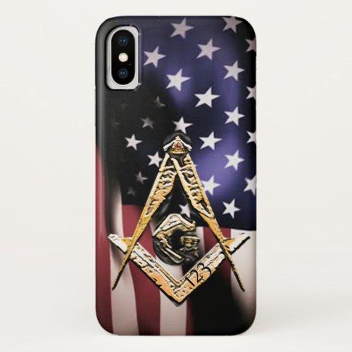 Masonic Minds (YellowSwish)USA Phone Case