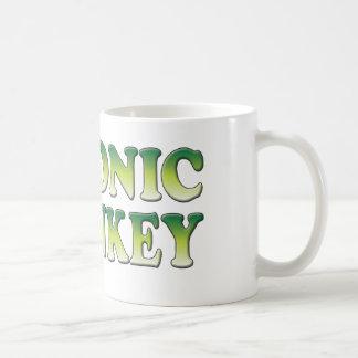 Masonic Monkey Mug