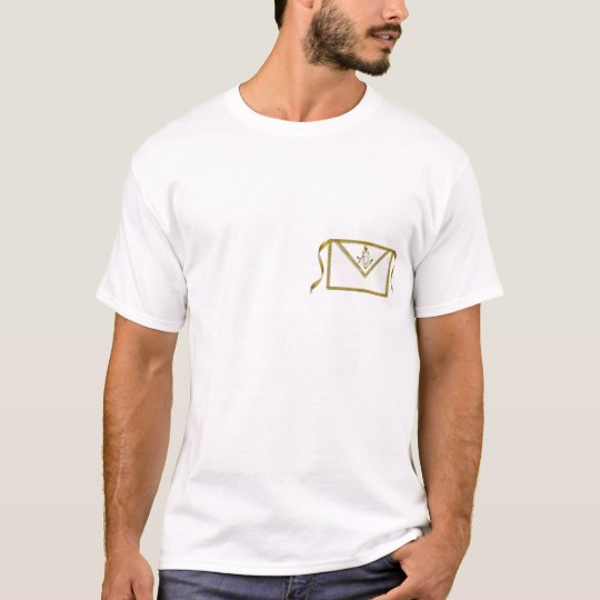 masonic - oes - St-Andrew Apron - fraternity T-Shirt