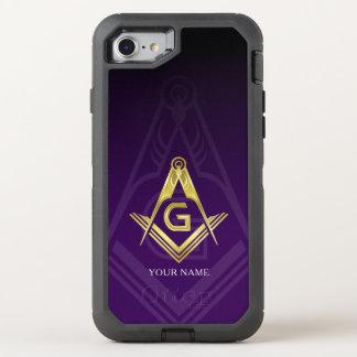 Masonic OtterBox Defender iPhone 8/7 Case
