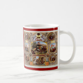 Masonic Poster Classic White Coffee Mug