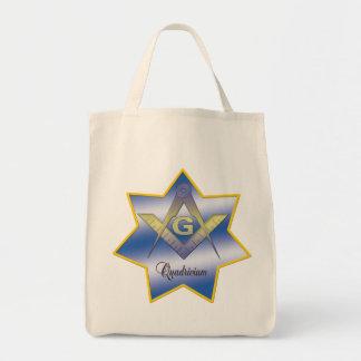 Masonic Quadrivium Tote Bag