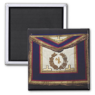 Masonic Regalia, from the Order of Turin Magnet