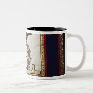 Masonic Regalia, from the Order of Turin Two-Tone Coffee Mug