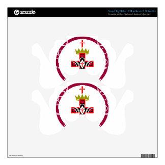 Masonic Rosicrucian Society Electronic Skin PS3 Controller Skins
