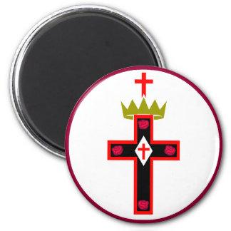 Masonic Rosicrucian Society Magnet