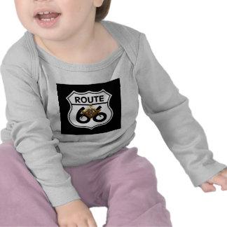Masonic Route 66 Shield Shirts