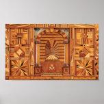 Masonic Royal Arch Tracing Board Posters