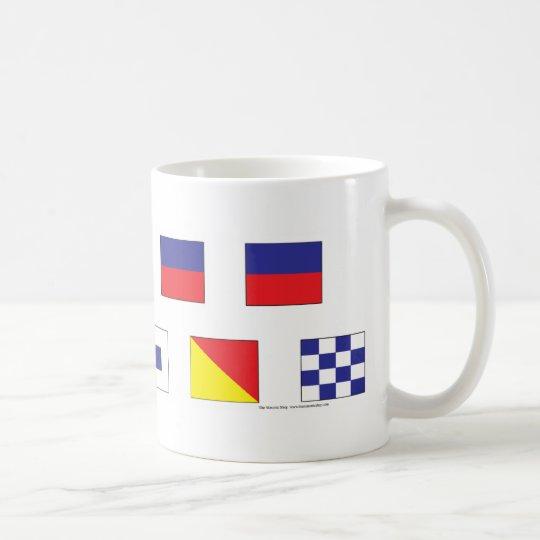 Masonic Saiilors Coffee Mug