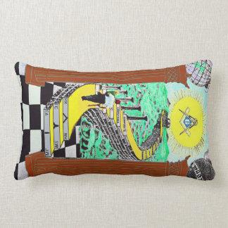 Masonic Shriner pillow