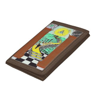 Masonic Shriners wallet