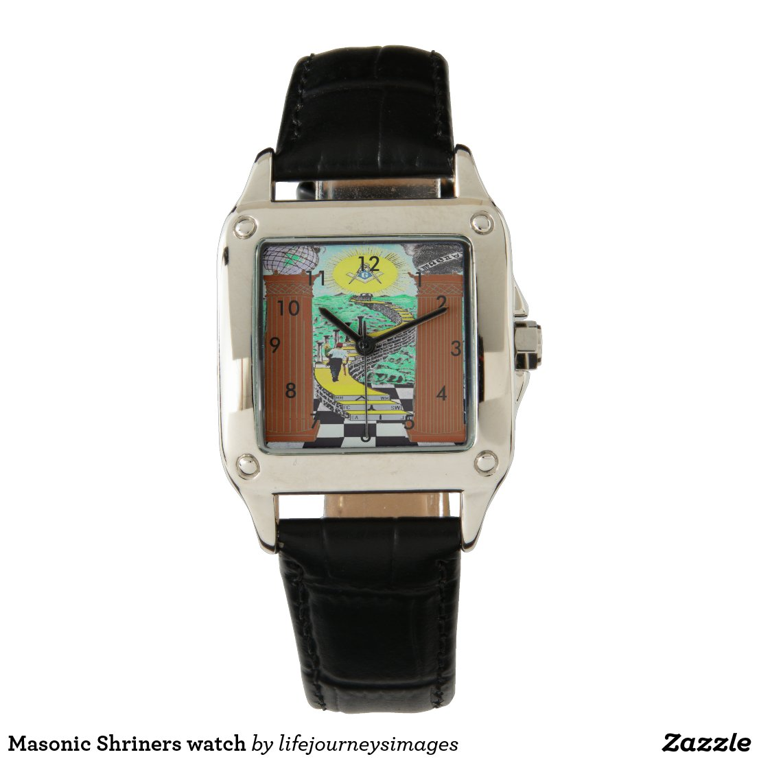 Masonic Shriners watch