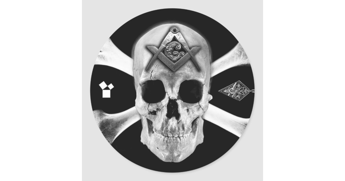 masonic skull  u0026 bones  square and compass  trowel  classic