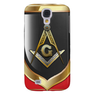 Masonic Square and Compasses Samsung Galaxy S4 Covers