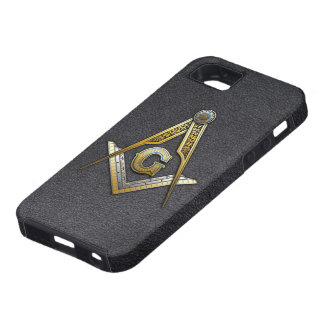 Masonic Square and Compasses iPhone 5 Covers