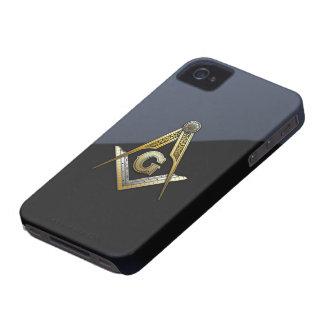Masonic Square and Compasses Case-Mate iPhone 4 Case