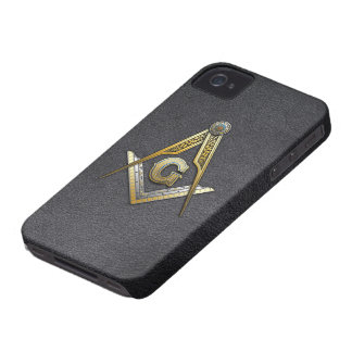 Masonic Square and Compasses iPhone 4 Case