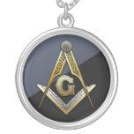 Masonic Square and Compasses Jewelry