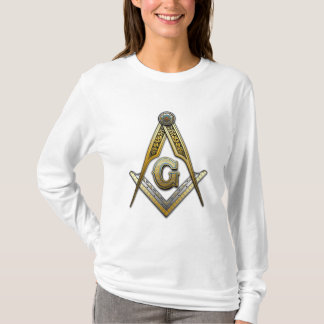 Masonic Square and Compasses T-Shirt