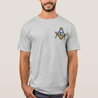 Masonic Square & Compasses T-Shirt