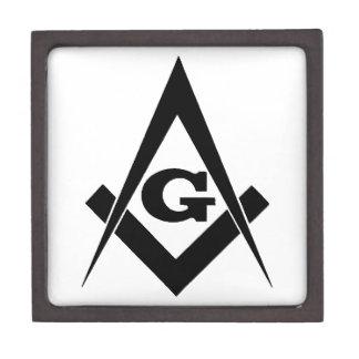 Masonic 'Stash' Box