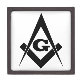 Masonic 'Stash' Box Premium Gift Box