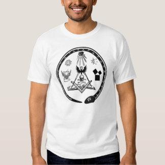 Masonic Symbols Shirt