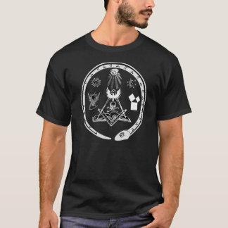 Masonic Symbols T-Shirt